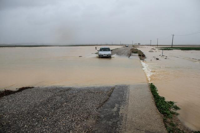 28 درصد مساحت کشور درگیر سیلاب های طولانی و شدید
