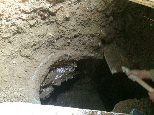 حفر چاه، جان جوان 18 ساله افغانستانی را گرفت