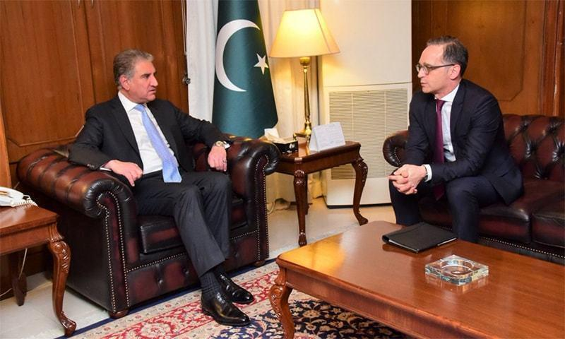 آلمان نسبت به تنش های پاکستان و هند ابراز نگرانی کرد