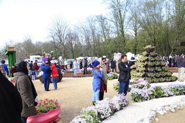 سیل مانع از استقبال گردشگران از گلستان نشد، تمام اقامتگاه های گلستان آماده پذیرایی از مسافران نوروزی