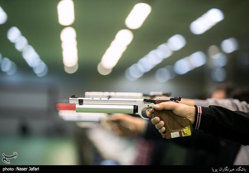 مسابقات جهانی تیراندازی، 4 تیرانداز فردا در خط آتش قرار می گیرند