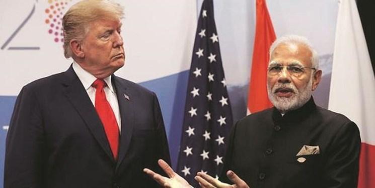 رایزنی نارندرا مودی با ترامپ درباره ایران و تاکید بر نگرانی های هند