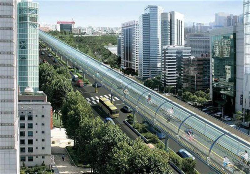 دوچرخه اصلی ترین وسایل حمل و نقل در کره جنوبی می گردد