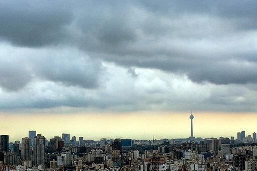 کاهش 3 تا 5 درجه ای دما در شمال ایران
