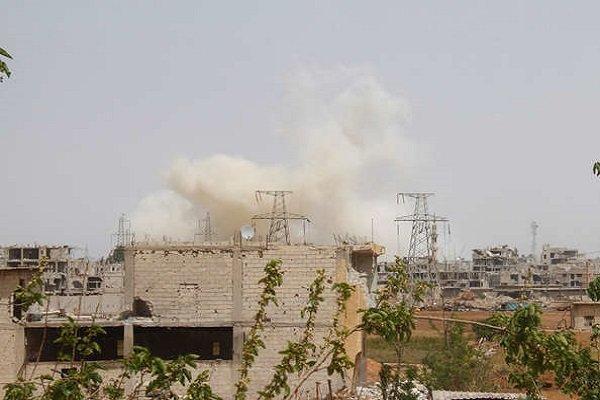 انفجار خودروی بمب گذاری شده در قامشلی سوریه