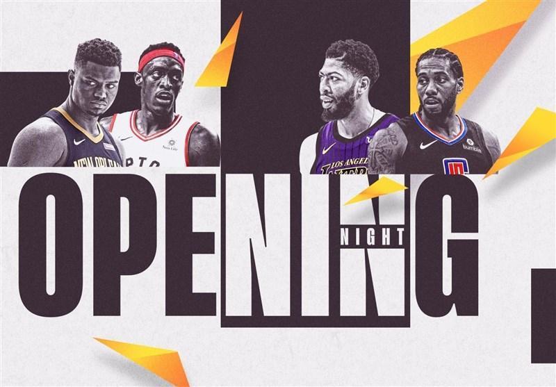 فصل جدید NBA از 30 مهر آغاز می گردد، 1230 بازی در 26 هفته