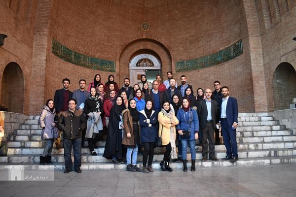 نشست تخصصی سه فصل کاوش در محوطه استرک- جوشقان، کاشان در موزه ملی ایران برگزار شد