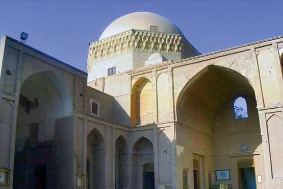 گنبد خشتی مشهد بنایی زیبا با تاریخی کهن