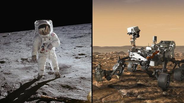 طرح ناسا برای انتقال نمونه های جمع آوری شده از مریخ به زمین