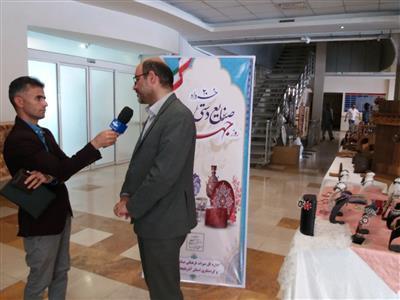 توجه به آموزش شاغلان صنایع دستی از الویت های میراث فرهنگی آذربایجان غربی