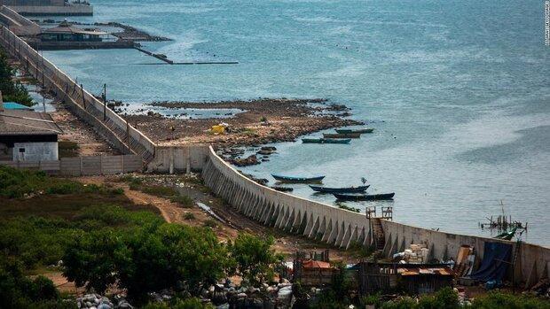 کدام شهرهای دنیا در حال غرق شدن هستند!؟