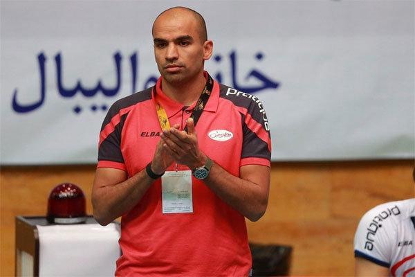 محمدی راد سکان دار شهرداری ورامین در لیگ برتر والیبال 97