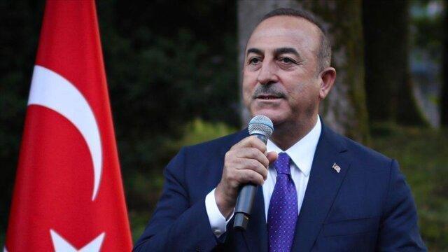 ترکیه: کسی نمی تواند مانع فعالیت ما در مدیترانه شرقی گردد