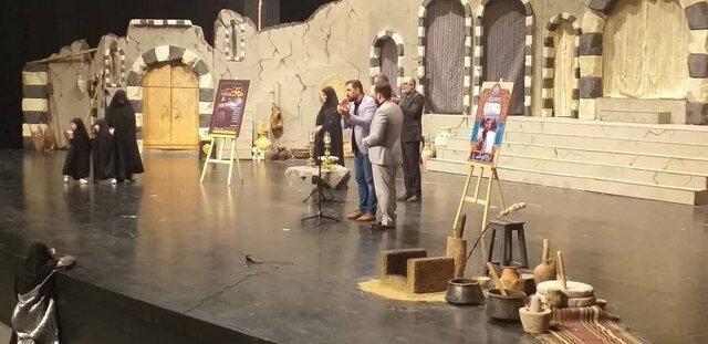 مهمانان خاتون به پردیس تئاتر تهران می روند؟!