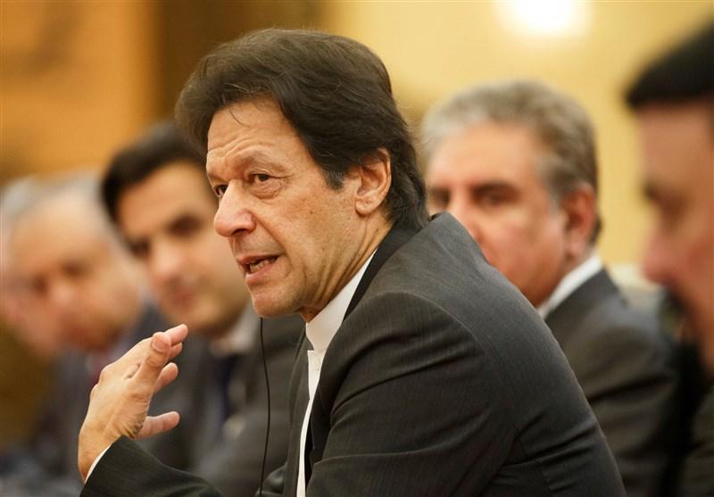 عمران خان راهی آمریکا شد