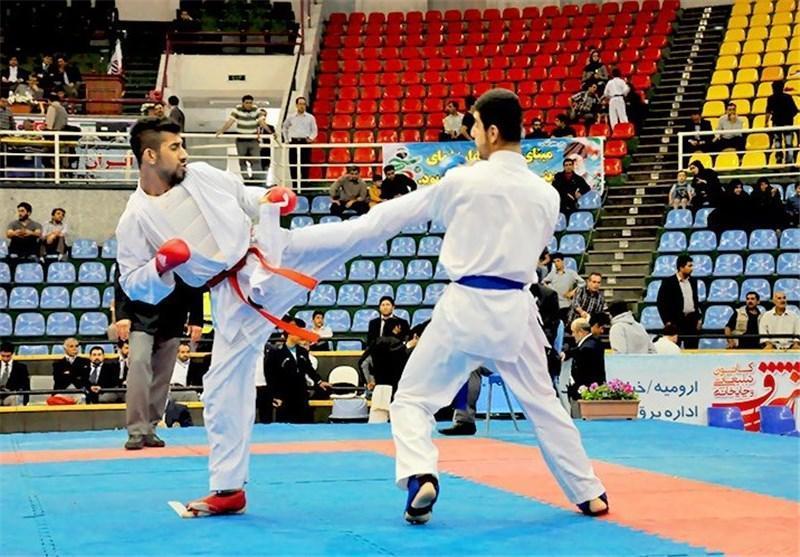 اعزام کاراته کای قمی به مسابقات قهرمانی آسیا در مالزی