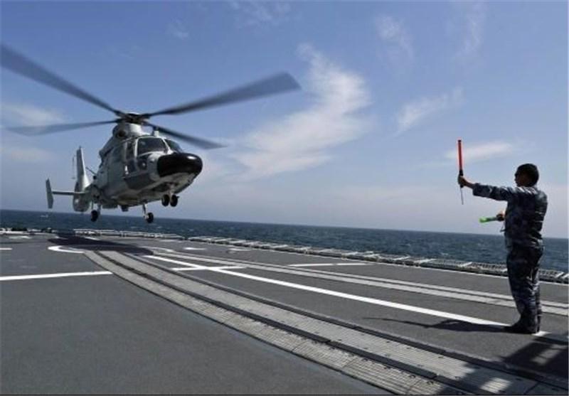 موافقت چین برای برگزاری اولین مانور دریایی مشترک با آمریکا