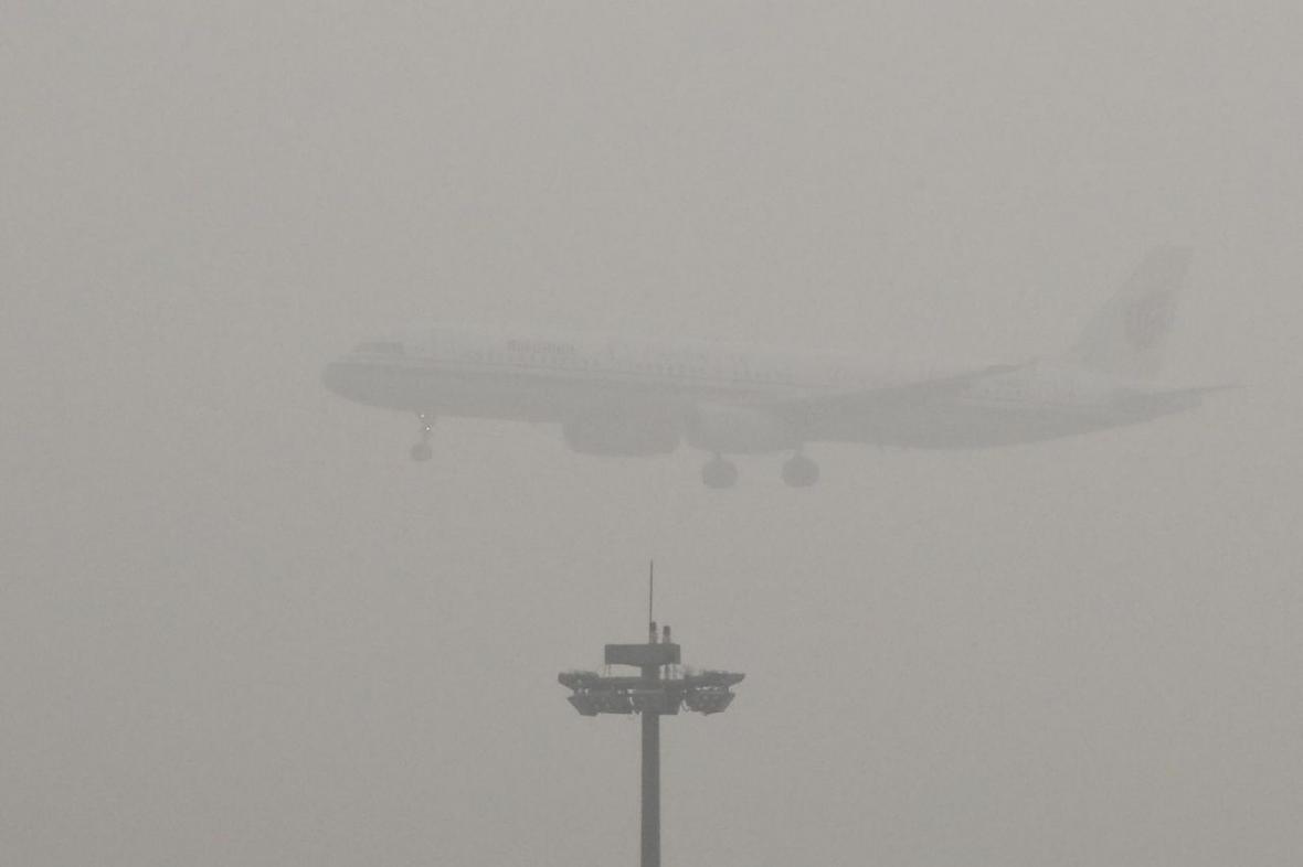 چین سال 2017 را با مه دود فراگیر آغاز می نماید