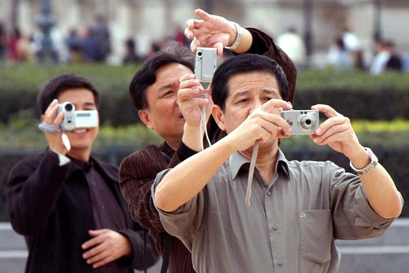 سهم چینی ها از هزینه های گردشگری دنیا 21 درصد است