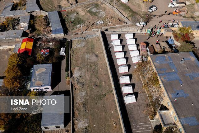 2200 واحد زلزله زده در میانه احتیاج به تخریب و بازسازی دارند
