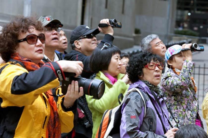 تقویت مقدمات افزایش جذب گردشگران چینی به ایران