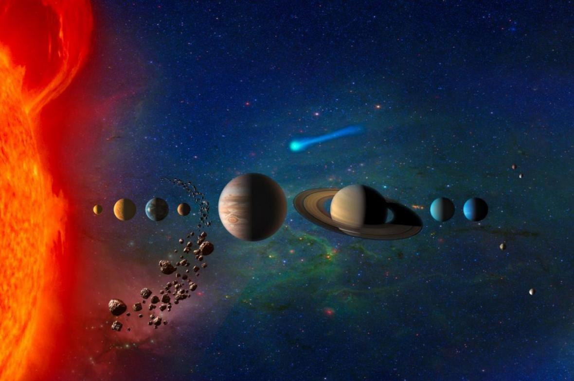کهکشان راه شیری خورده خواهد شد؟