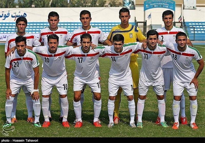 پیروزی یک نیمه ای ایتالیا مقابل ایران
