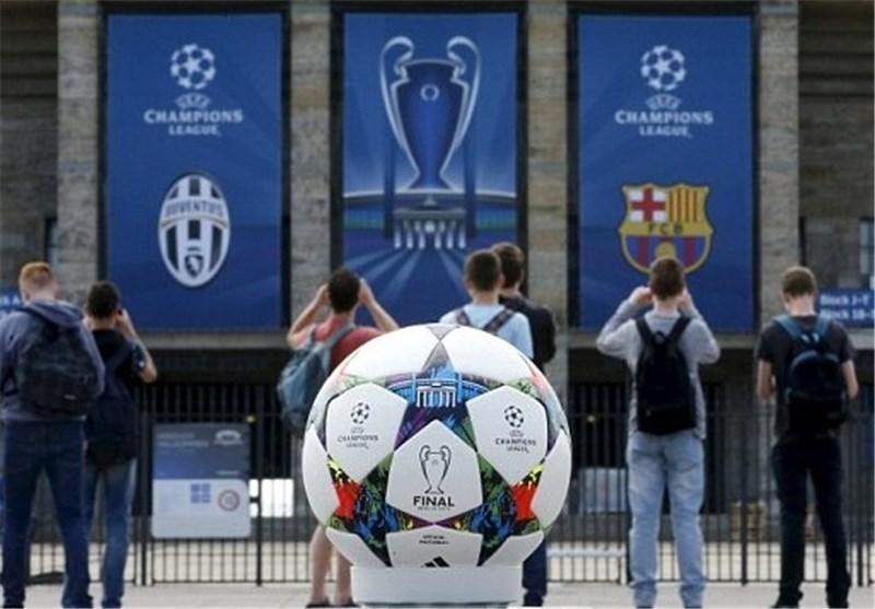 فیلم، من فینال لیگ قهرمانان اروپا هستم!