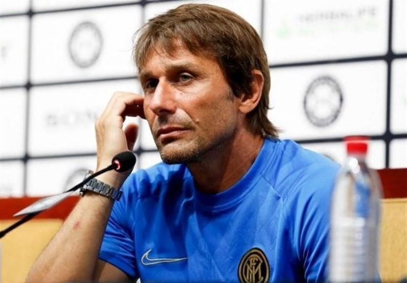 کونته: بازی با دورتموند برای ما یک فینال نیست، شایسته کسب امتیازات بیشتری از دو بازی قبلی مان بودیم
