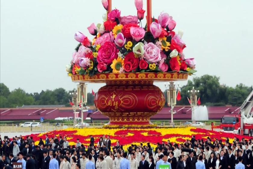 سفر بیش از نیمی از مردم چین در تعطیلات روز ملی چین