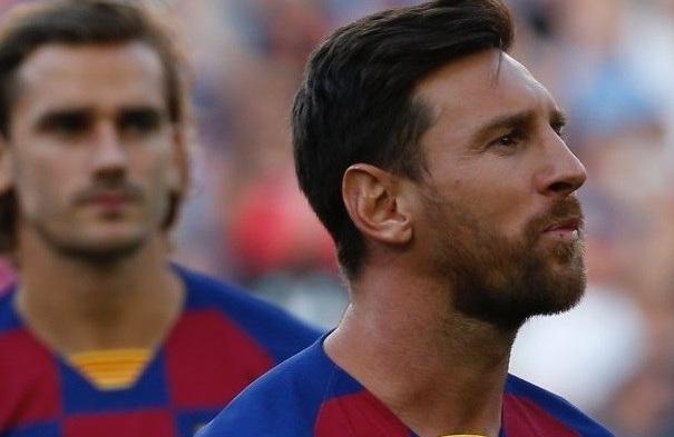 جایزه بهترین بازیکن سال اروپا باید به لیونل مسی برسد