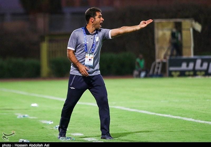 صادقی: رسیدن به اهداف ما به صبر و کار زیادی احتیاج دارد، به تیم مان افتخار می کنم