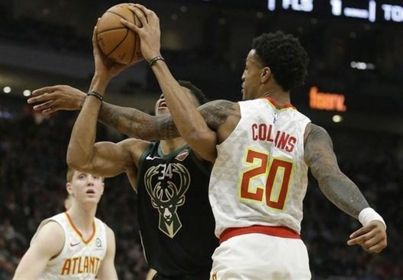 لیگ NBA، پنجمین پیروزی متوالی سیکسرز، شکست قهرمان در شب درخشش یانیس