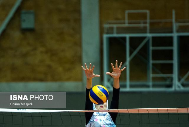 پیروزی دختران والیبالیست ایرانی برابر مالزی، صعود ب جمع هشت تیم برتر