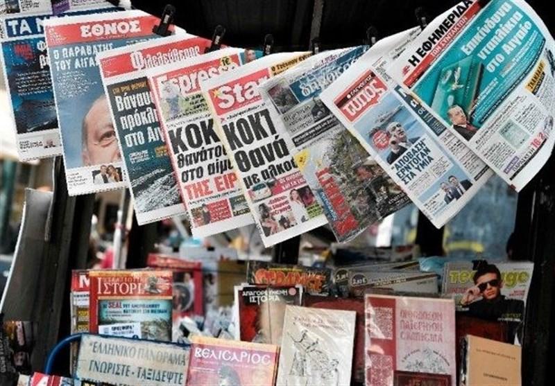 نشریات ترکیه در یک نگاه، احضار سفیر آمریکا به وزارت خارجه ترکیه ، حمایت آکشنر از حزب داوود اوغلو