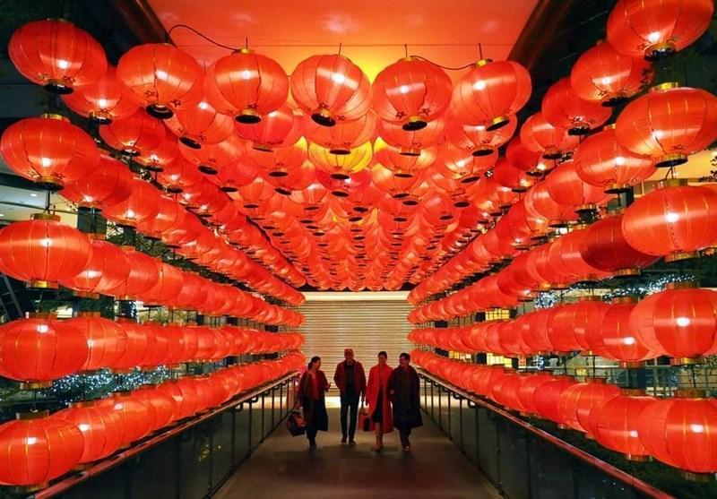جشن سال نوی چینی با فناوری نسل پنجم