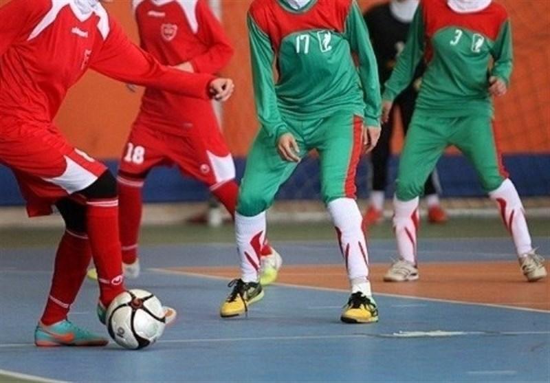 اردوی تیم ملی فوتسال بانوان از 15 مرداد ماه شروع می گردد