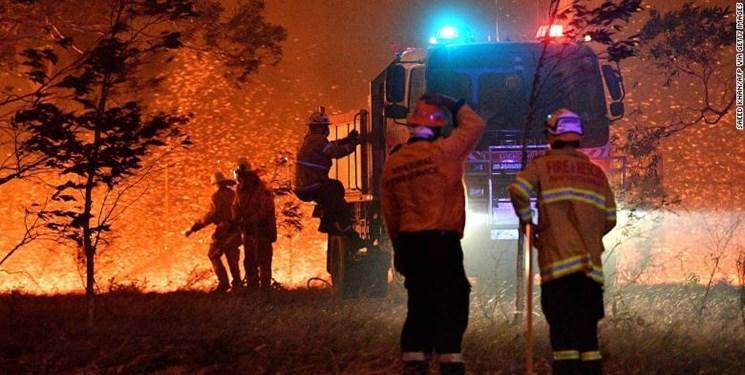 آتش سوزی استرالیا، 12 کشته و 4 میلیون هکتار زمین سوخته روی دست کانبرا