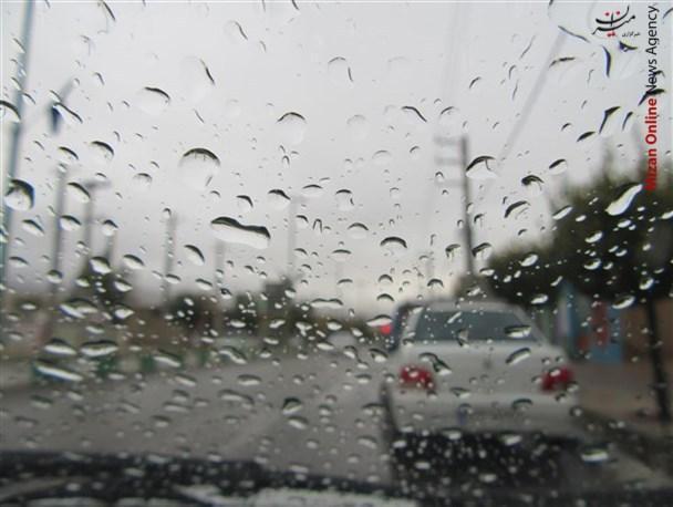 بارندگی ها از فردا شروع می گردد