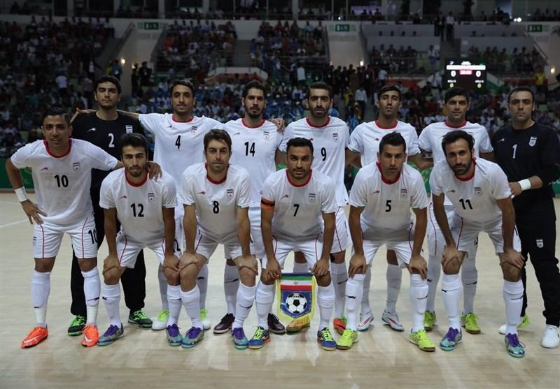 تیم ملی فوتسال ایران به مصاف برزیل می رود، اعلام برنامه ملی پوشان تا جام ملت های آسیا