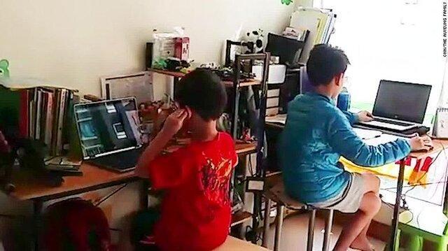 کروناویروس میلیون ها دانش آموز را در دنیا خانه نشین کرد