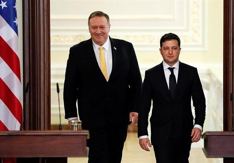 دعوت اوکراین از آمریکا برای استخراج نفت و گاز در دریای سیاه