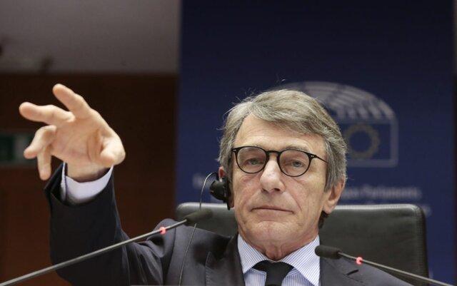 رئیس مجلس اروپا قرنطینه شد