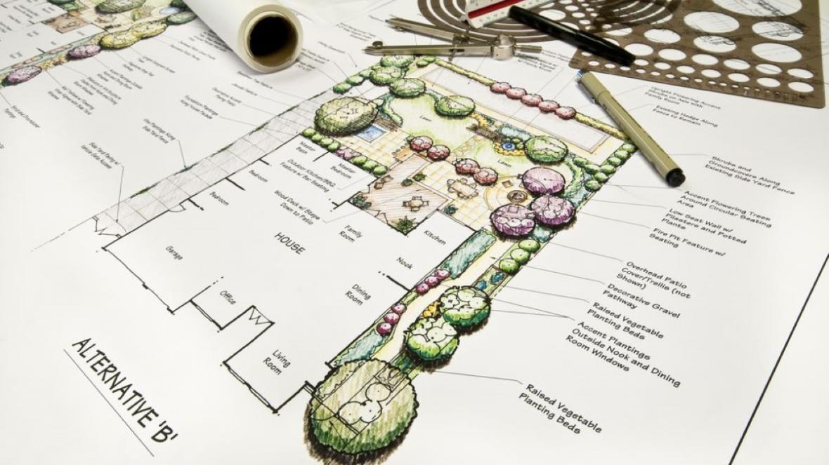 معماری منظر چیست ؟