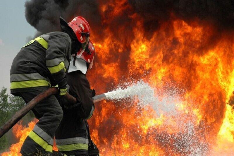 جزییات حادثه در پتروشیمی آبادان ، آتش سوزی مهار شد