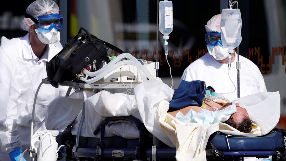 تخمین کاخ سفید از میزان تلفات کرونا در آمریکا ، 100 هزار تا 240 هزار آمریکایی جان خواهندباخت