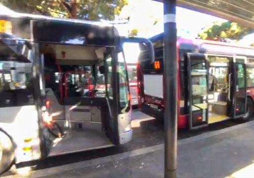 تمهیدات جالب و جدی مسئولان ایتالیایی برای حمل و نقل عمومی