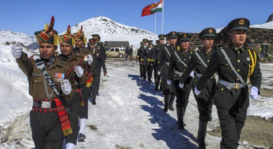 جنگ مرزی هند و چین به فضای مجازی کشیده شد