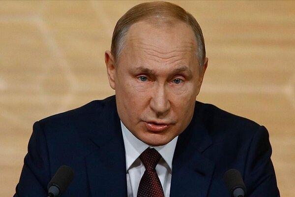 پوتین برای نخستین بار به اعتراضات آمریکا واکنش نشان داد