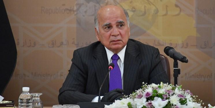 وزیرخارجه عراق: امنیت عراق و کشورهای خلیج [فارس] یکی است